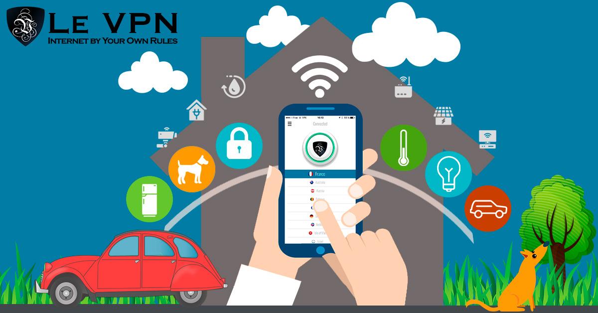Безопасность Интернета Вещей | Le VPN