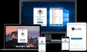 Программное обеспечение VPN от Le VPN