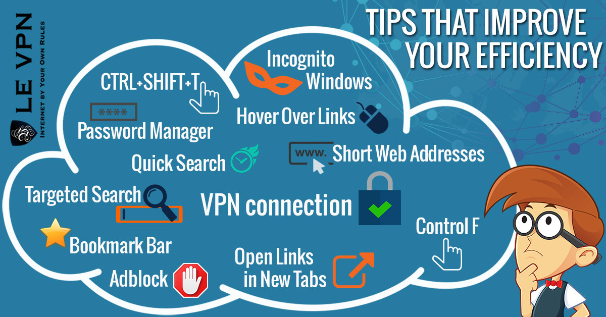 Как извлечь максимум выгоды при пользовании веб-сайтами | Le VPN