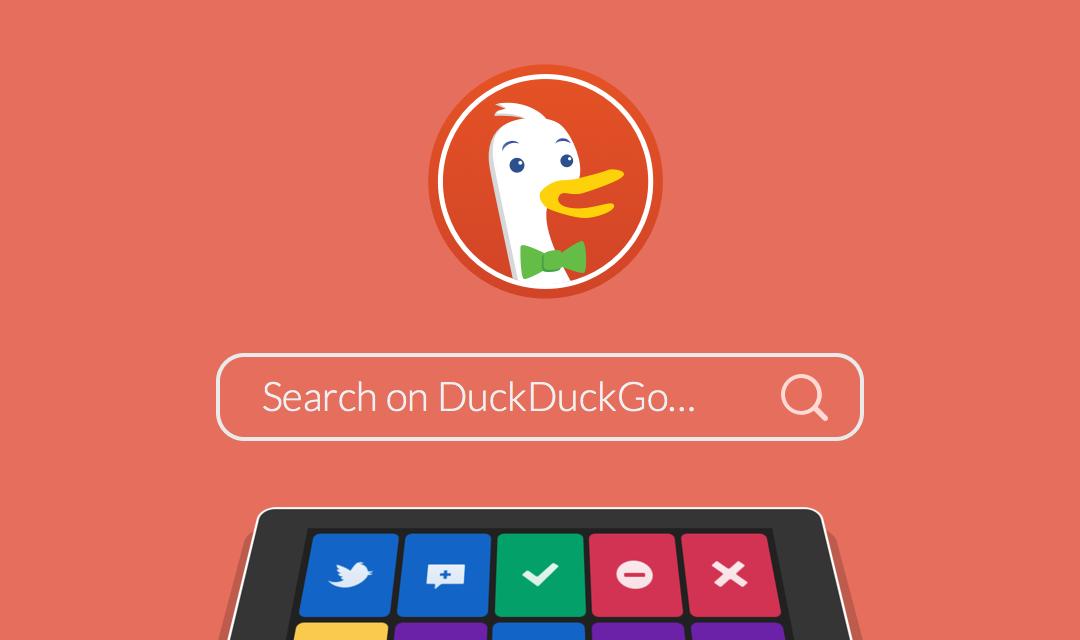 Какие поисковики не собирают данных | Duckduckgo | Le VPN