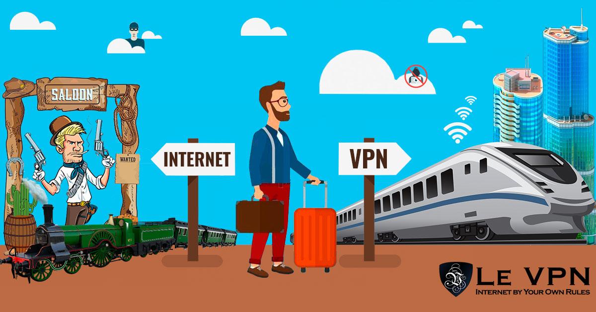 Откуда приходит киберпреступность? Происхождение и эволюция киберпреступности | Le VPN