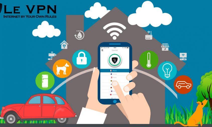 5 проблем зависимости от смарт-устройств | 5 проблем, появившихся вместе с новыми смарт-технологиями | Le VPN
