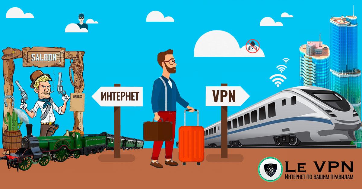 Интернет безопасность | анонимность в интернете | ВПН | Le VPN