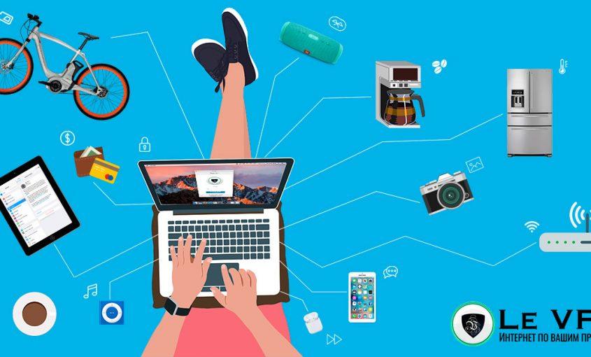 VPN для подключенных устройств - VPN WiFi router для вашего дома | Le VPN