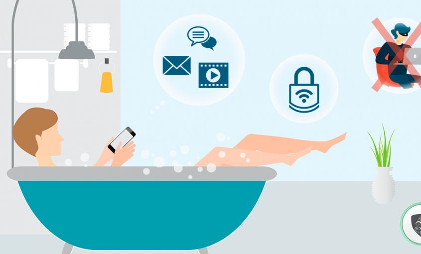 Кибергигиена вам в помощь или как не наследить в Интернете | Кибергигиена и кибербезопасность | Le VPN | ВПН