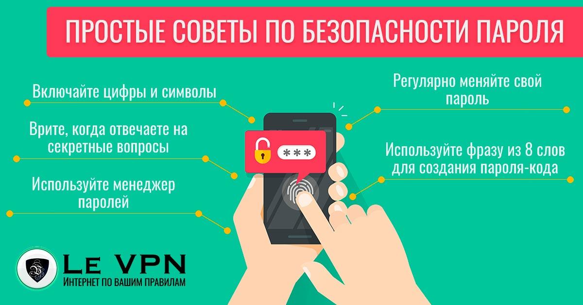 Безопасность паролей: творческий подход в создании личной системы защиты