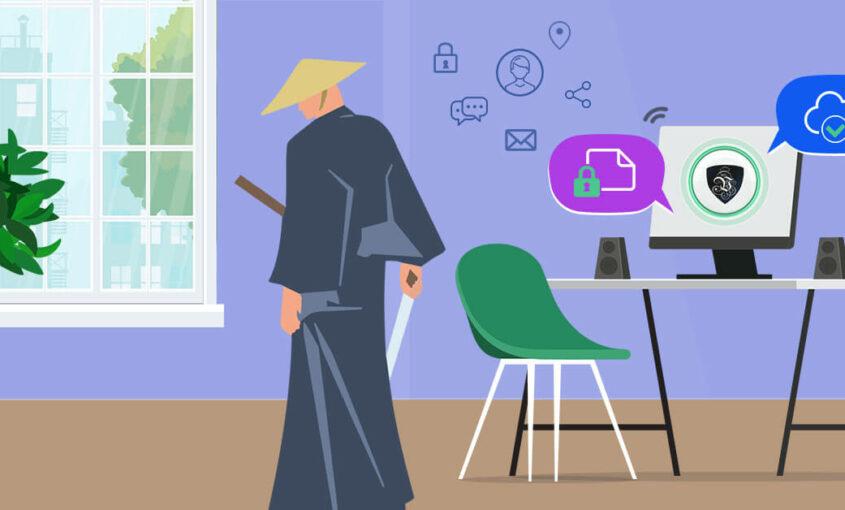 Путь воина-странника: советы по кибербезопасности для фрилансеров | киберзащита фрилансеров | VPN защита фрилансеров | VPN | Le VPN | ВПН