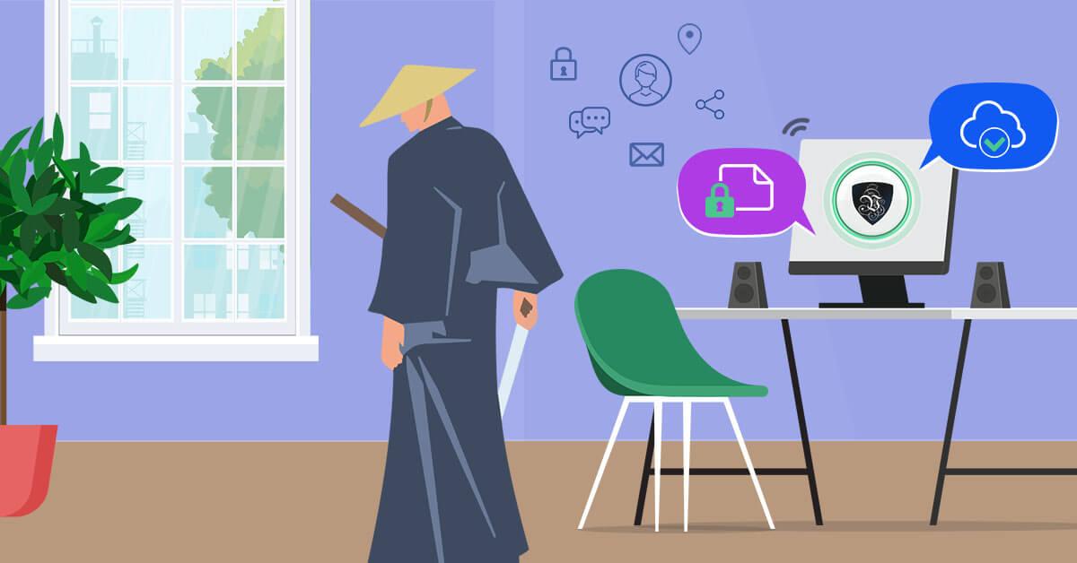 Путь воина-странника: советы по кибербезопасности для фрилансеров