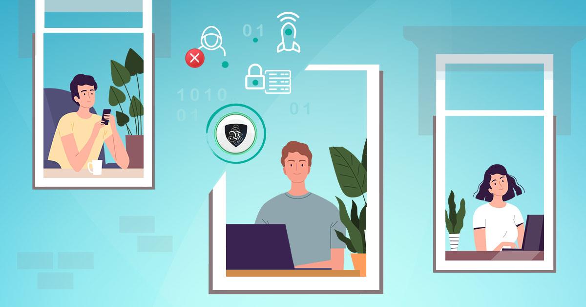 VPN для удаленной работы – важный фактор охраны труда и здоровья