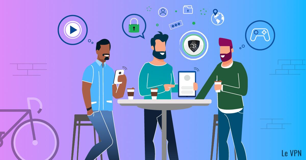 Каковы причины популярности VPN? Почему люди используют VPN? | Le VPN