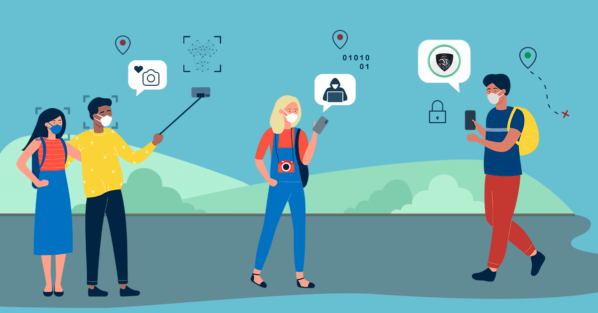 ВОЗМОЖНО ЛИ ОТСЛЕЖИВАНИЕ, ЕСЛИ ВЫ ИСПОЛЬЗУЕТЕ VPN? | Распознавание лица | VPN защита | Le VPN | ВПН