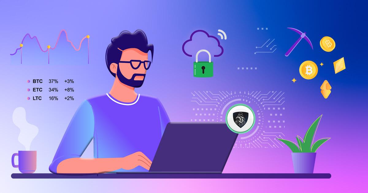 НУЖЕН ли Вам VPN для майнинга криптовалюты? | VPN | Le VPN | ВПН
