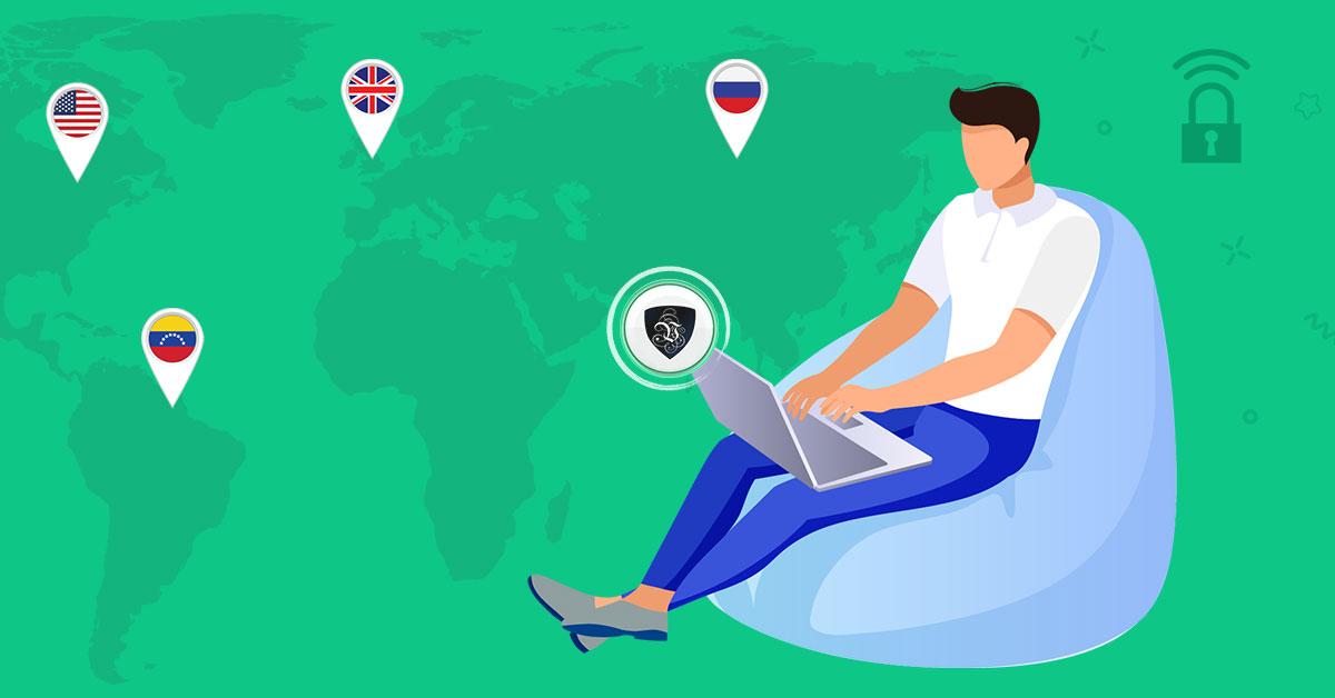 Угадайте, в каких странах больше всего нужна VPN?